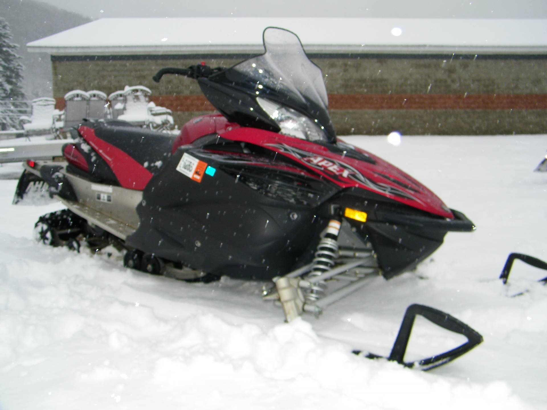 2011 Yamaha Apex XTX in Galeton, Pennsylvania - Photo 2