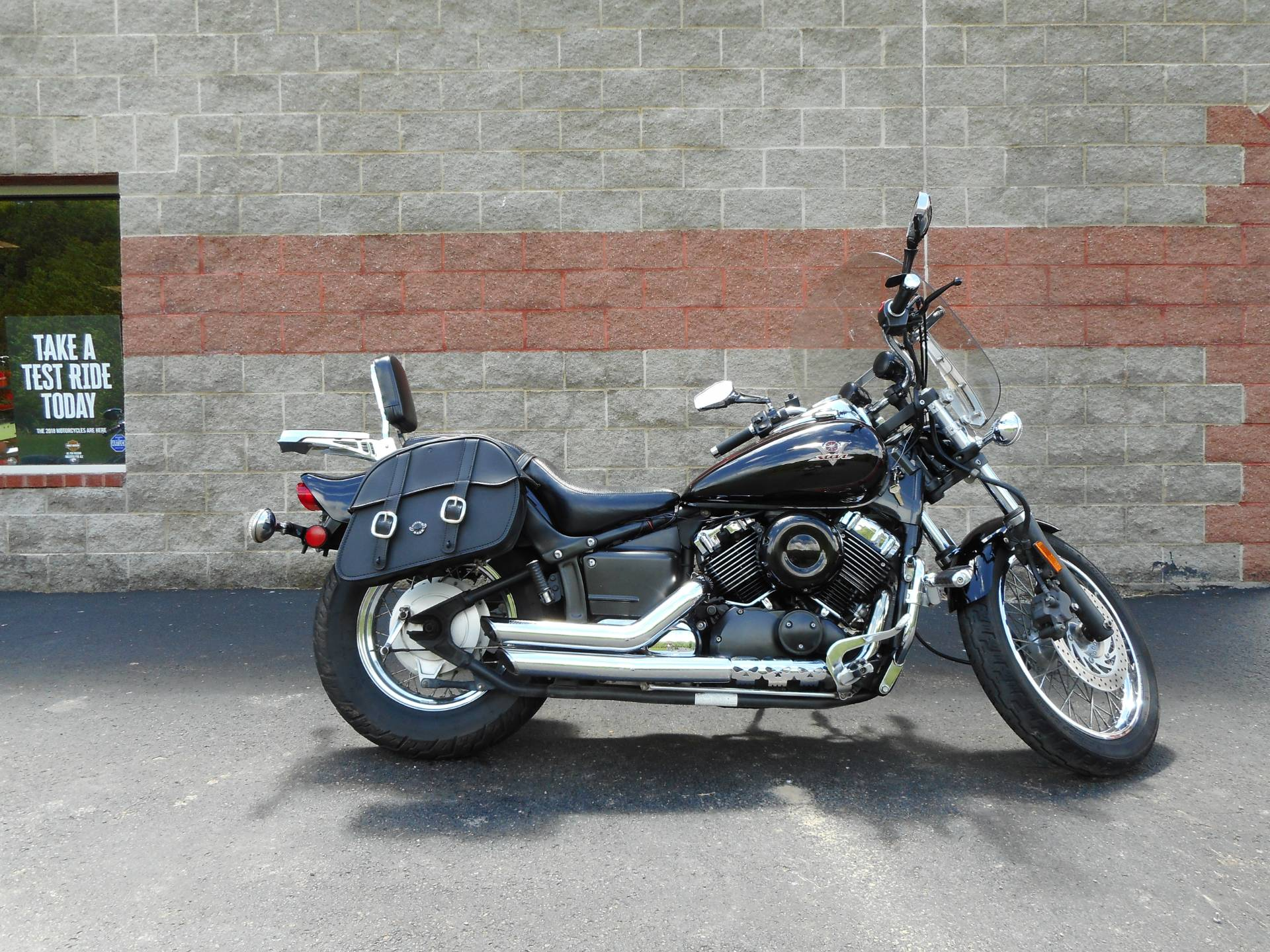 2007 Yamaha V Star 650 in Galeton, Pennsylvania - Photo 1