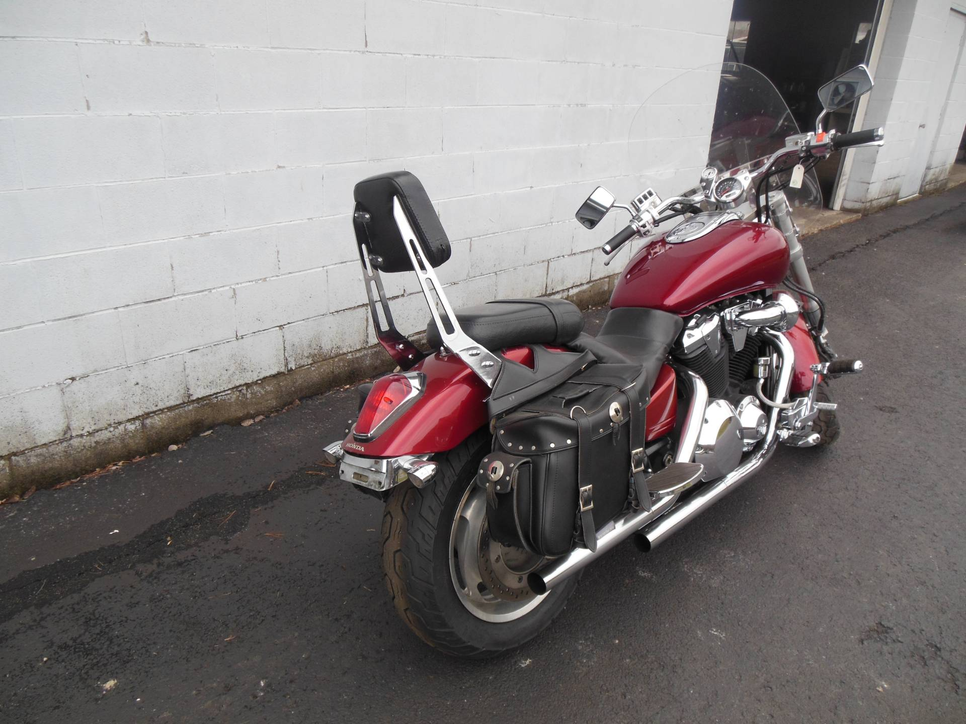 2002 Honda VTX1800 in Galeton, Pennsylvania