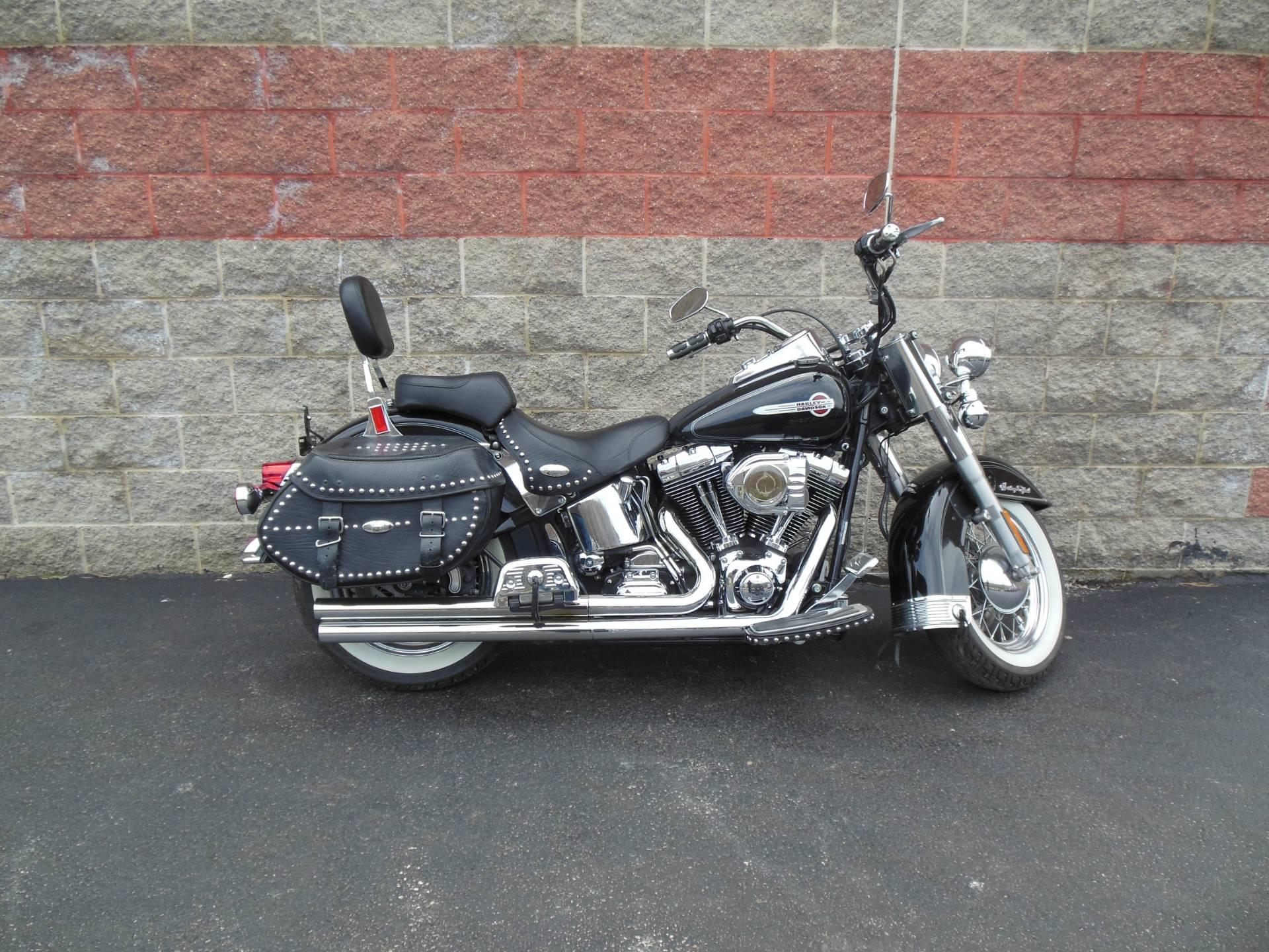 2004 Harley-Davidson FLSTC/FLSTCI Heritage Softail® Classic in Galeton,  Pennsylvania