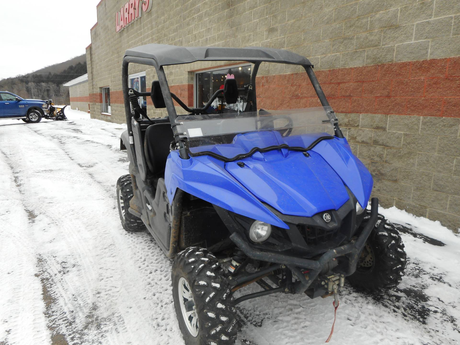 2017 Yamaha Wolverine EPS in Galeton, Pennsylvania - Photo 2