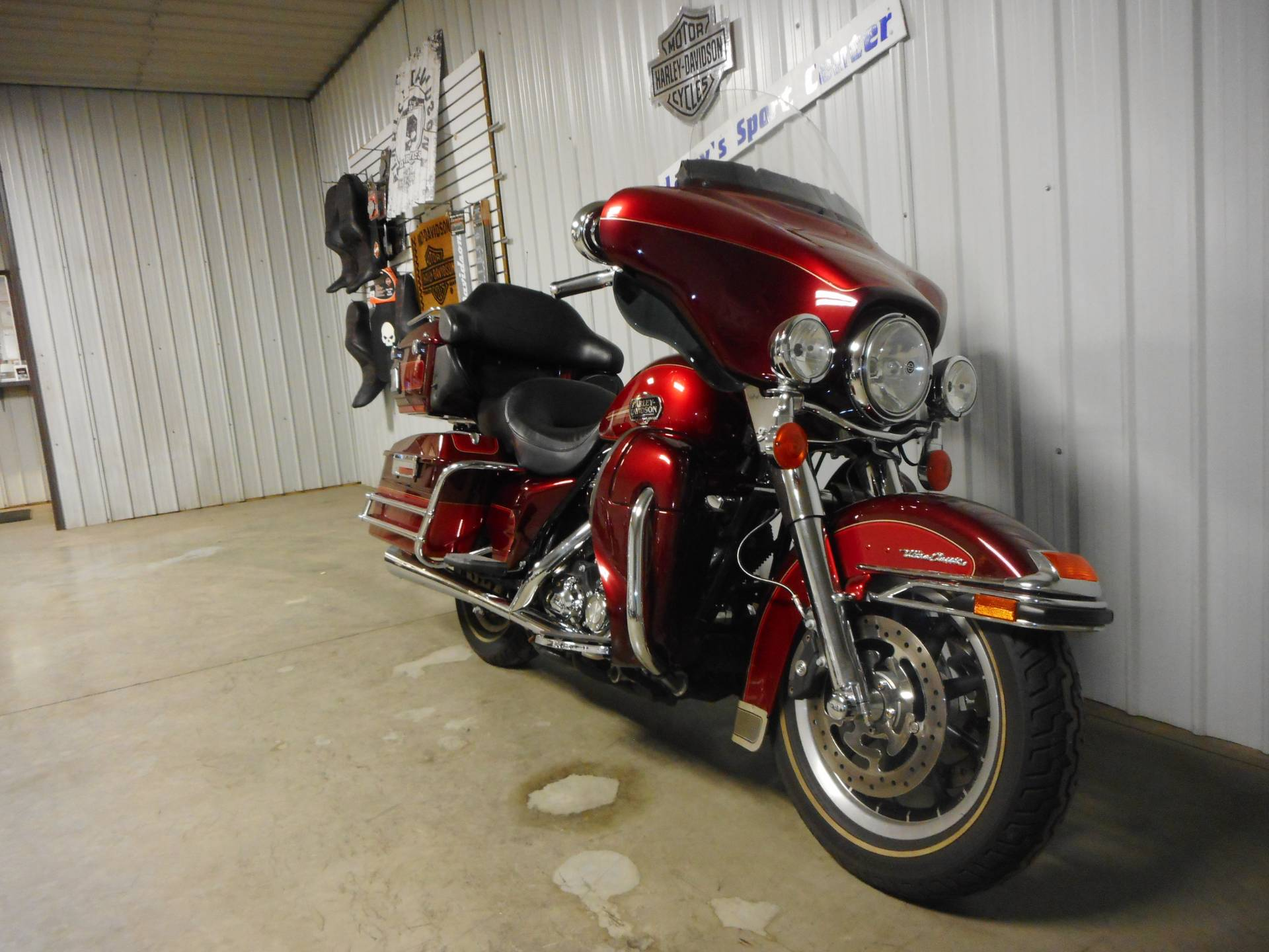 2008 Harley-Davidson Ultra Classic® Electra Glide® in Galeton, Pennsylvania - Photo 2