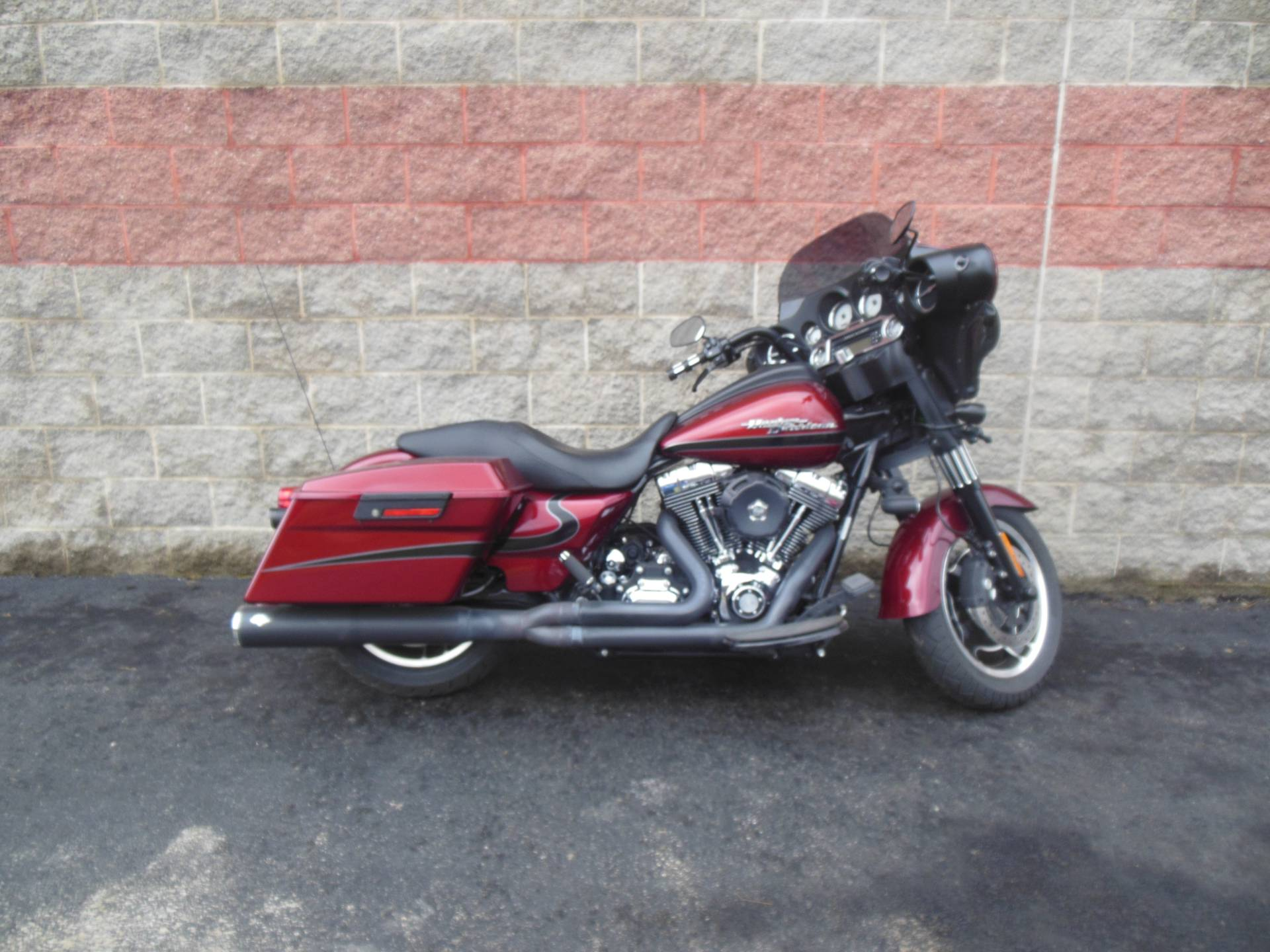 2009 Harley-Davidson Street Glide® in Galeton, Pennsylvania - Photo 1