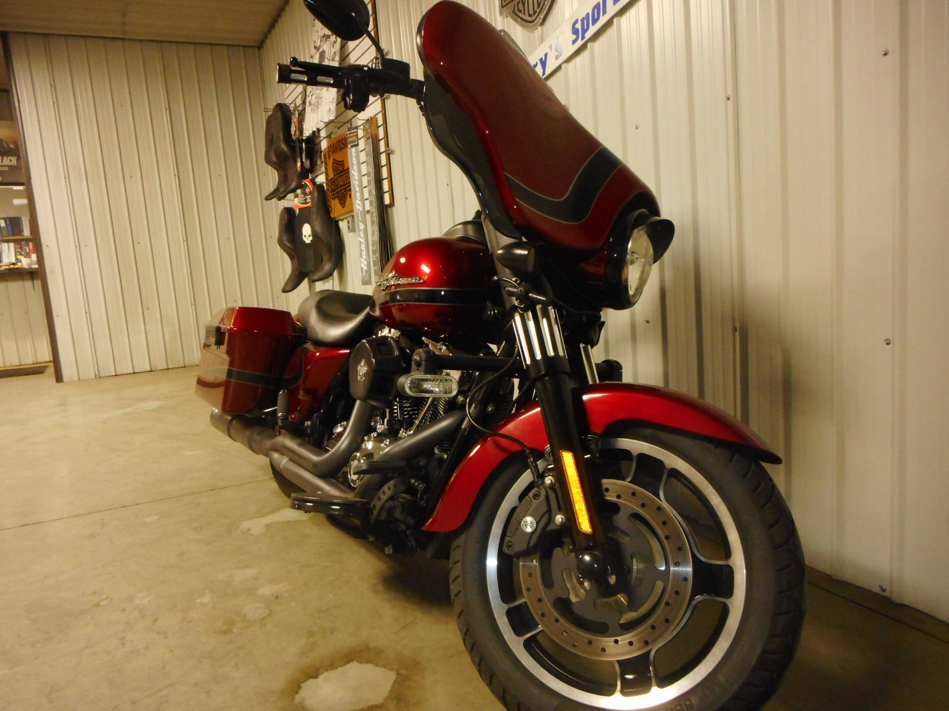 2009 Harley-Davidson Street Glide® in Galeton, Pennsylvania - Photo 2