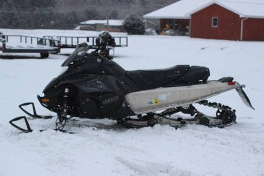 2013 Yamaha FX Nytro XTX in Galeton, Pennsylvania - Photo 3