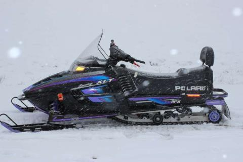 1995 Polaris xlt touring 600 in Galeton, Pennsylvania - Photo 1
