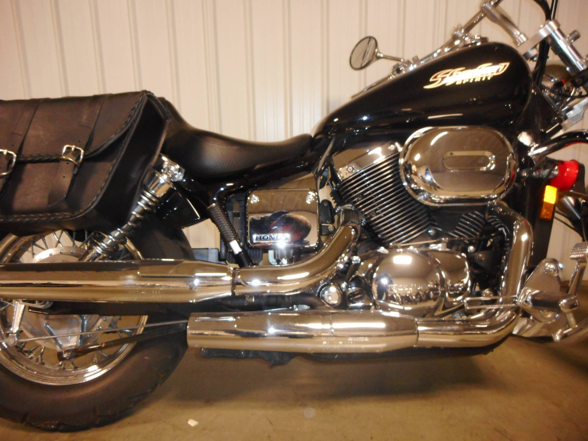 2006 Honda Shadow Aero® in Galeton, Pennsylvania - Photo 4