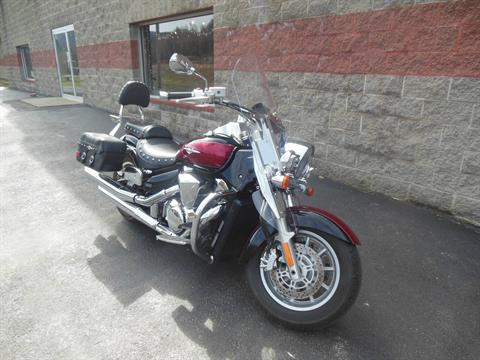 2009 Suzuki Boulevard C109RT in Galeton, Pennsylvania