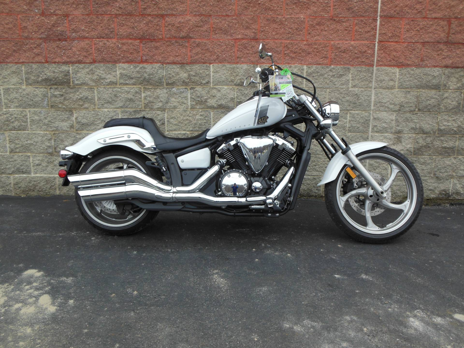 New 2013 yamaha stryker motorcycles in galeton pa for Yamaha installment financing