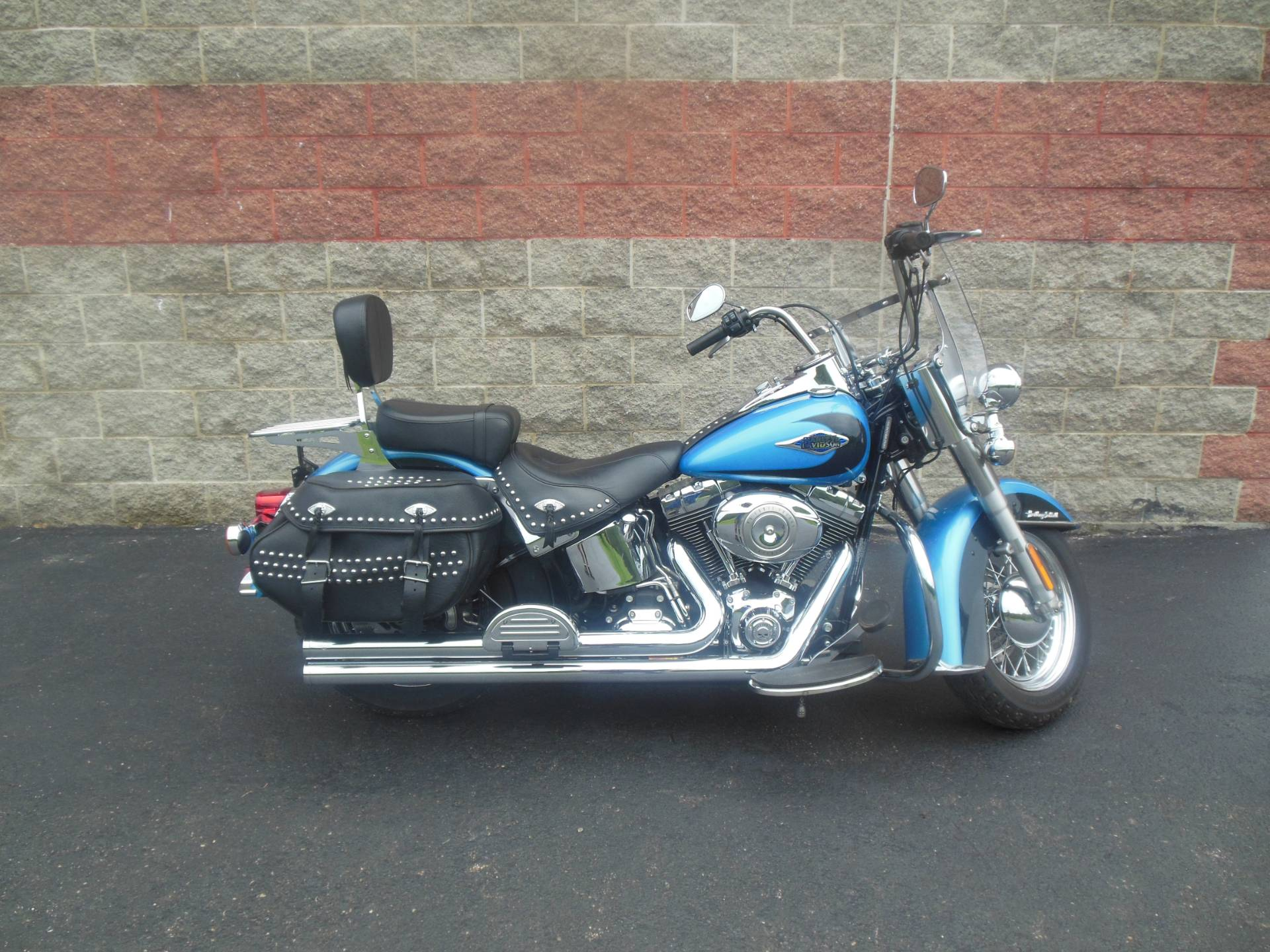 2011 Harley-Davidson Heritage Softail® Classic in Galeton, Pennsylvania
