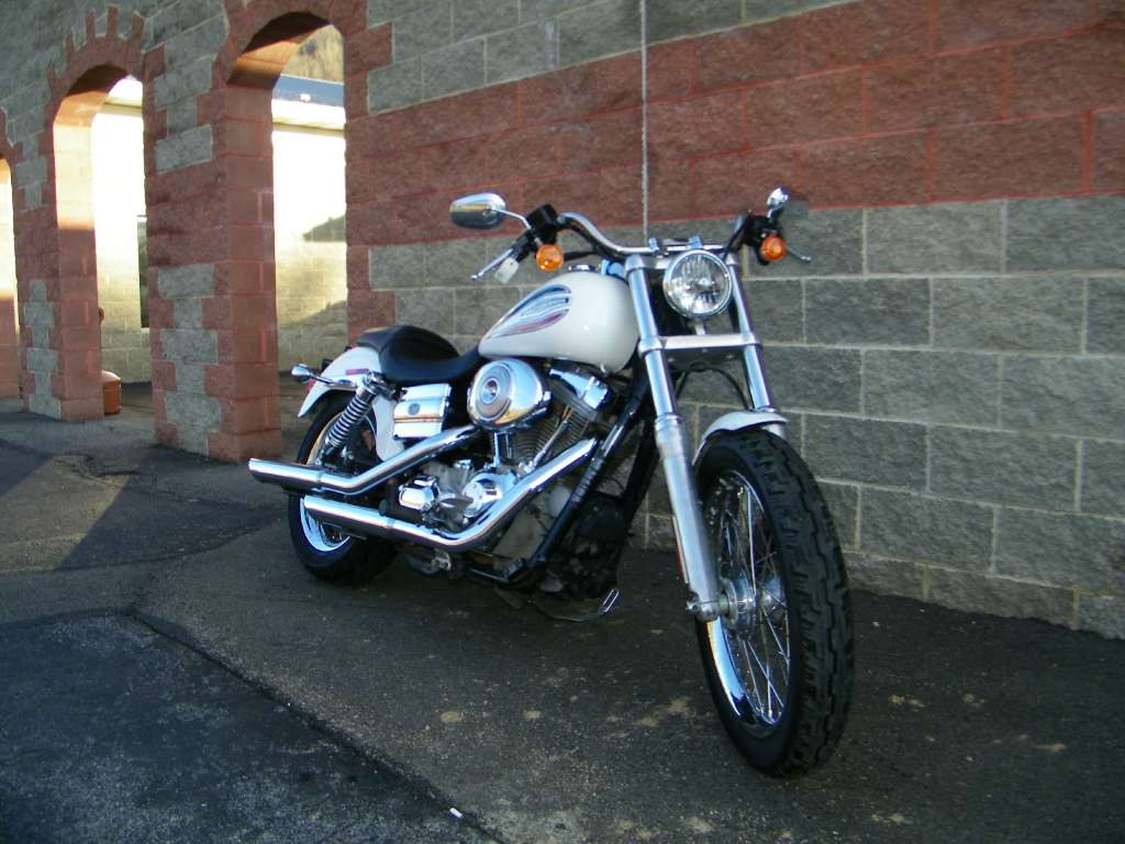 2006 Harley-Davidson 35th Anniversary Super Glide® in Galeton, Pennsylvania