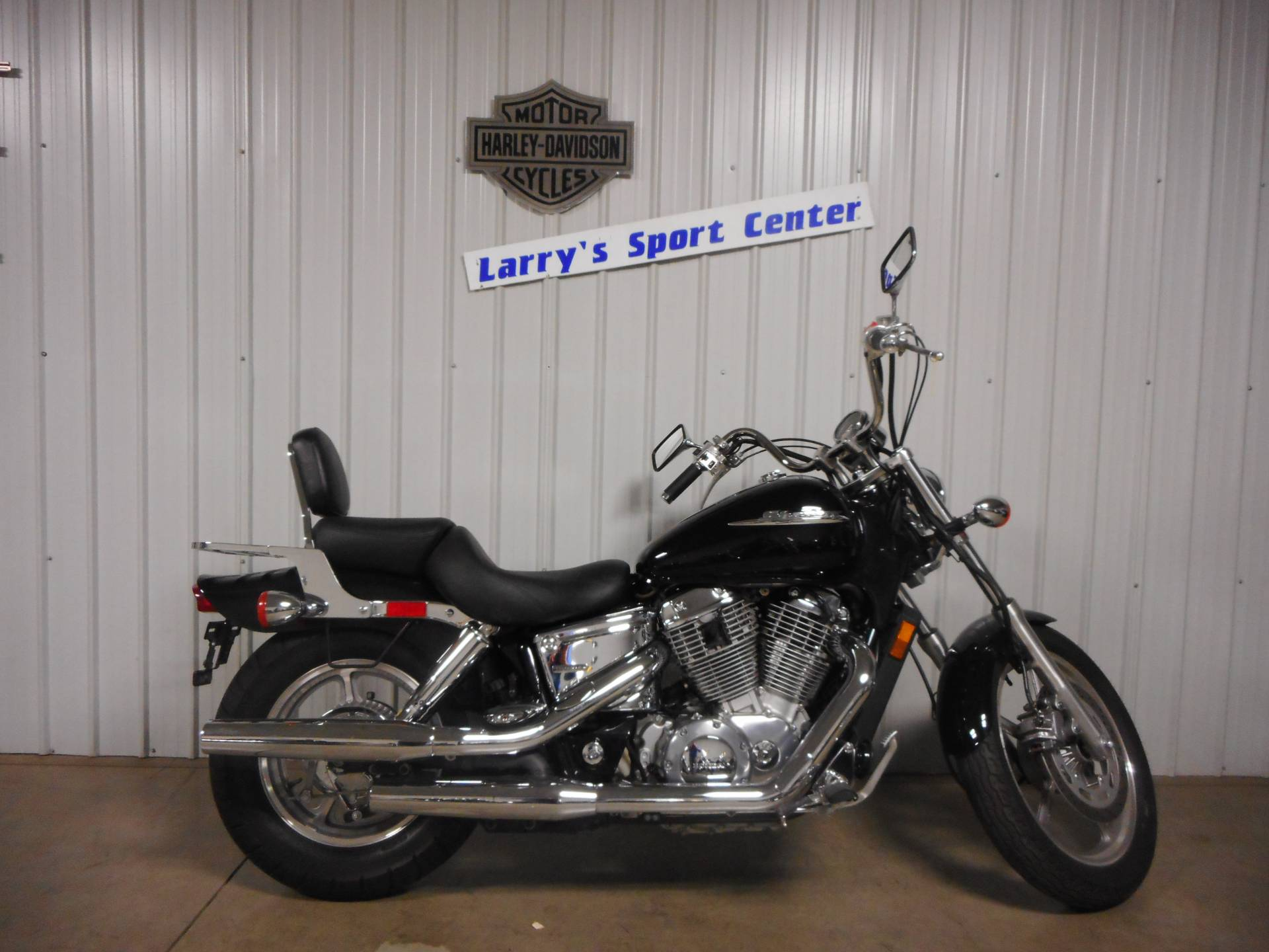 2007 Honda Shadow Spirit™ in Galeton, Pennsylvania - Photo 1