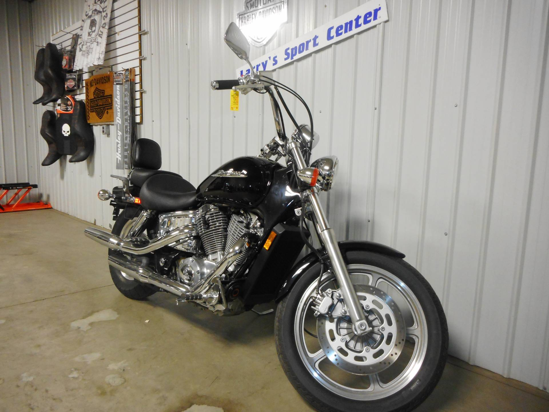 2007 Honda Shadow Spirit™ in Galeton, Pennsylvania - Photo 2