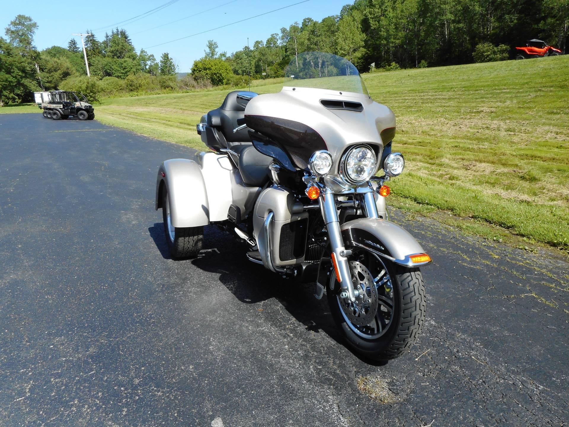 2018 Harley Davidson Tri Glide Ultra Review: New 2018 Harley-Davidson Tri Glide® Ultra Trikes In