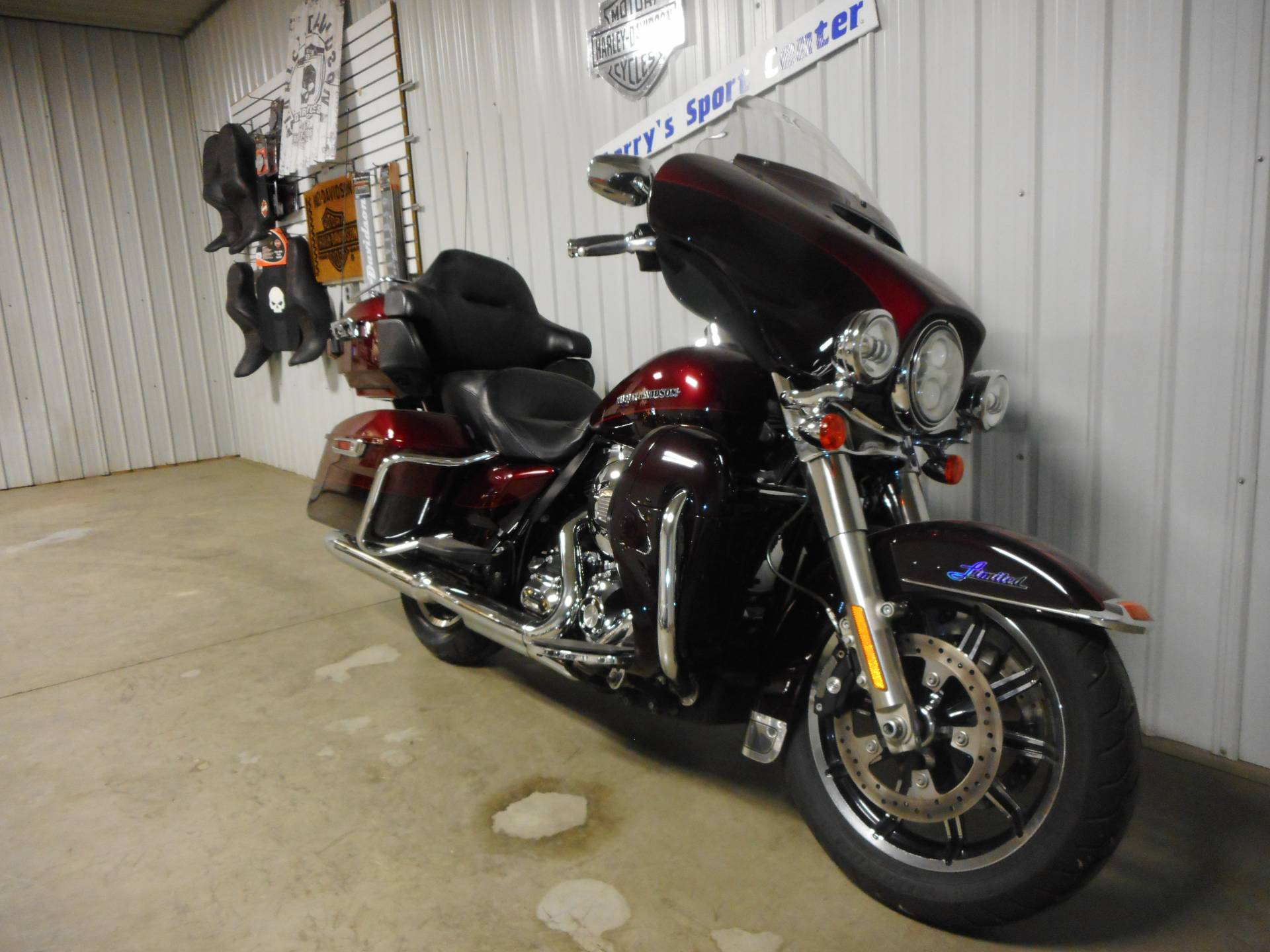 2014 Harley-Davidson Ultra Limited in Galeton, Pennsylvania - Photo 2