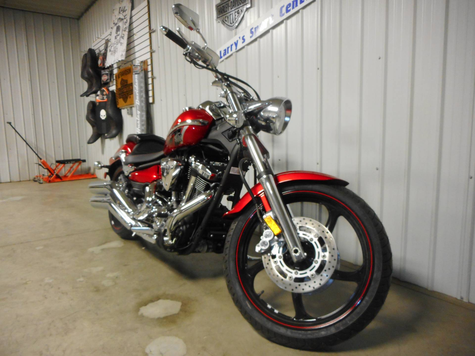 2013 Yamaha Raider S in Galeton, Pennsylvania - Photo 2