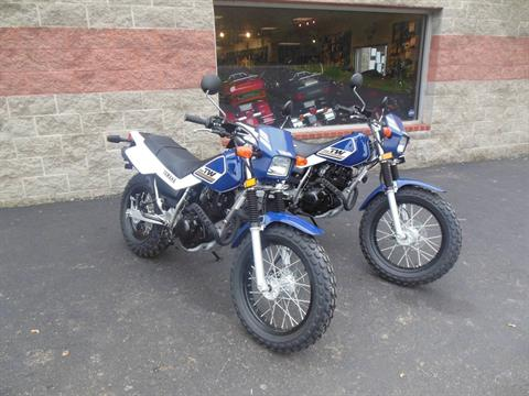 2017 Yamaha TW200 in Galeton, Pennsylvania
