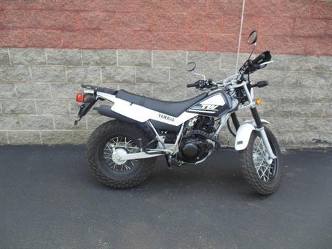 2015 Yamaha TW 200 in Galeton, Pennsylvania