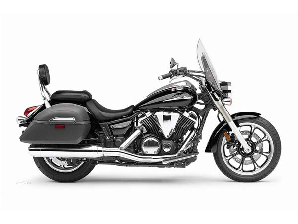 2009 Yamaha V Star 950 Tourer in Galeton, Pennsylvania