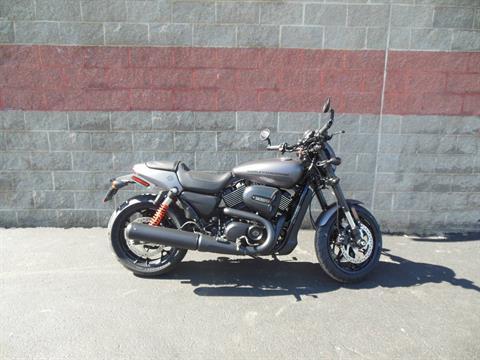 2017 Harley-Davidson Street™ Rod in Galeton, Pennsylvania