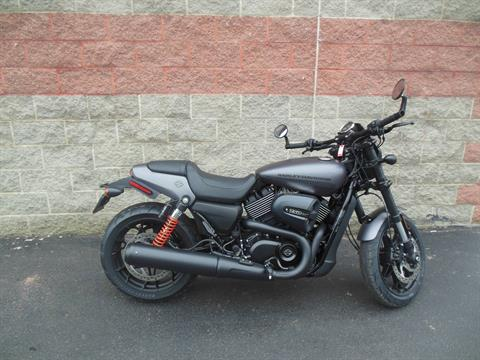 2017 Harley-Davidson Street™ Rod in Galeton, Pennsylvania