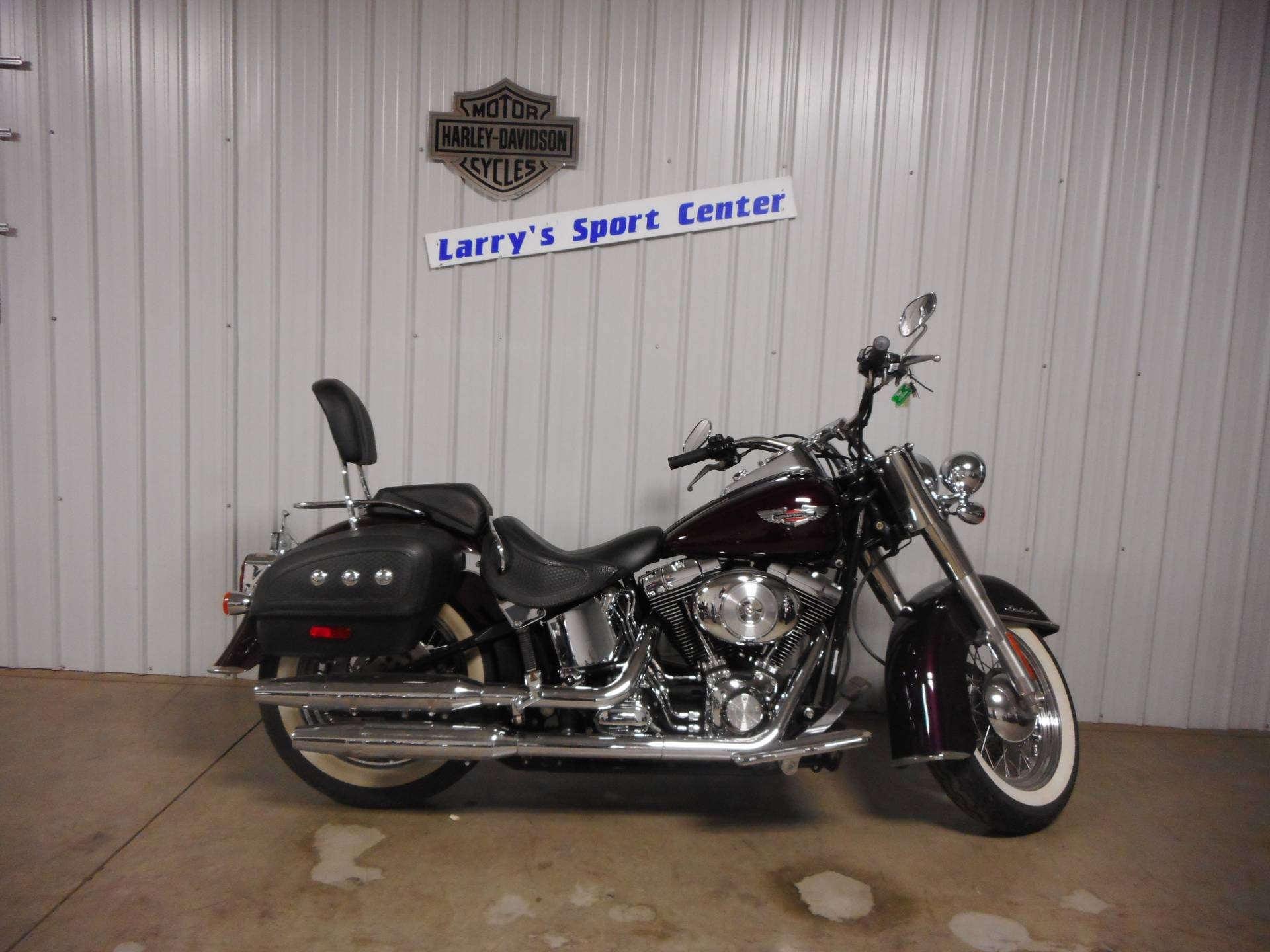 2005 Harley-Davidson FLSTN/FLSTNI Softail® Deluxe in Galeton, Pennsylvania - Photo 1