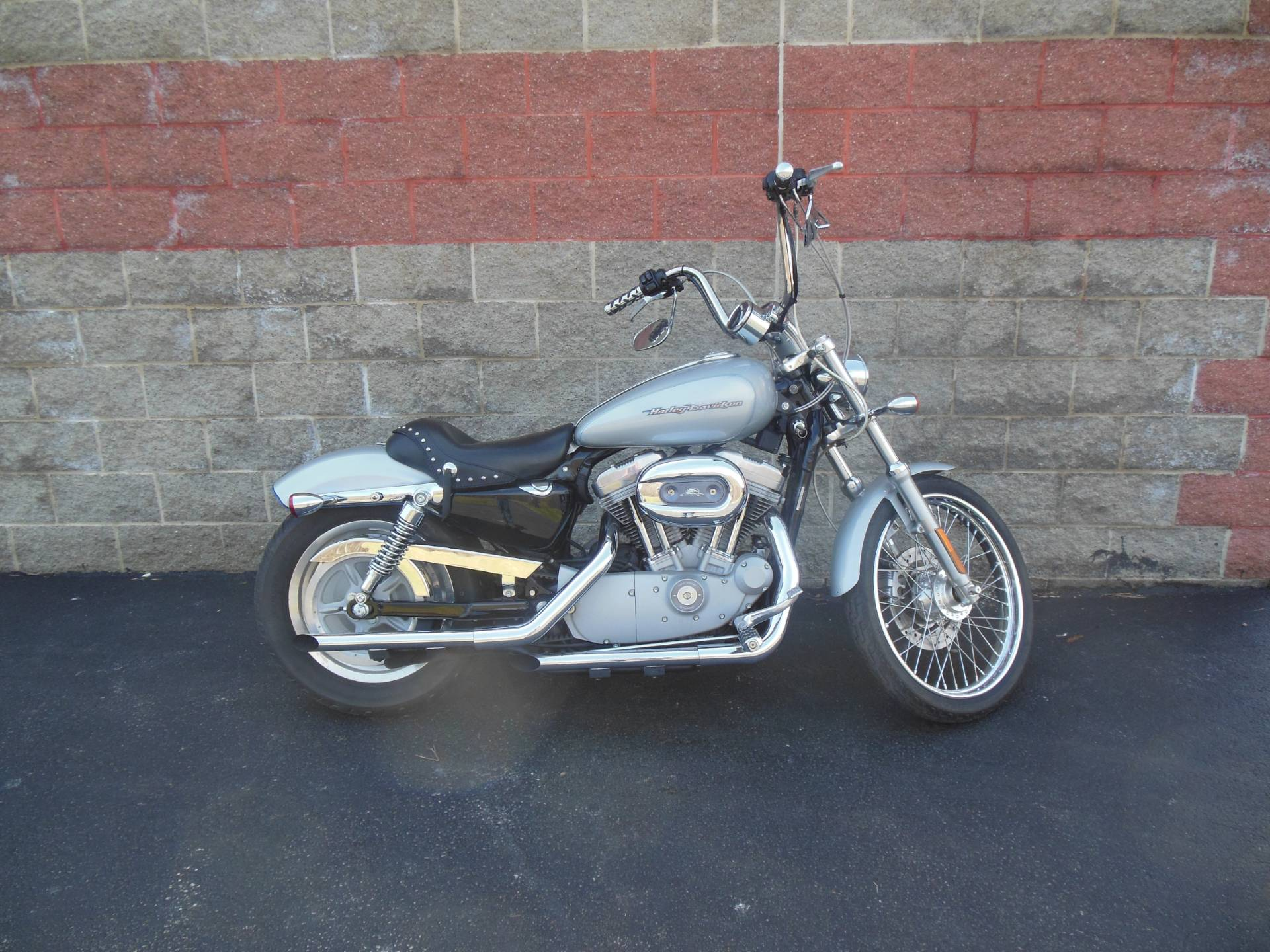 2006 Harley-Davidson Sportster® 883 Custom in Galeton, Pennsylvania - Photo 1