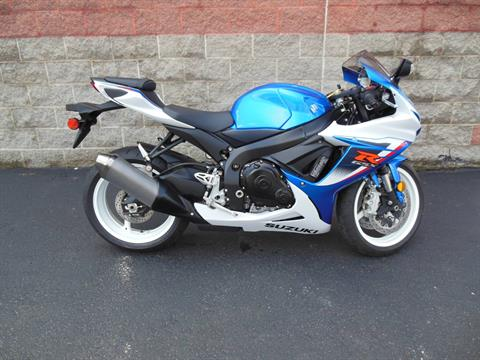 2013 Suzuki GSX-R600™ in Galeton, Pennsylvania - Photo 1