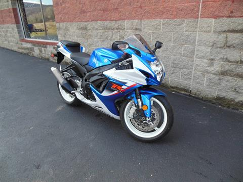2013 Suzuki GSX-R600™ in Galeton, Pennsylvania