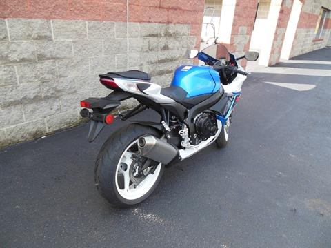 2013 Suzuki GSX-R600™ in Galeton, Pennsylvania - Photo 3