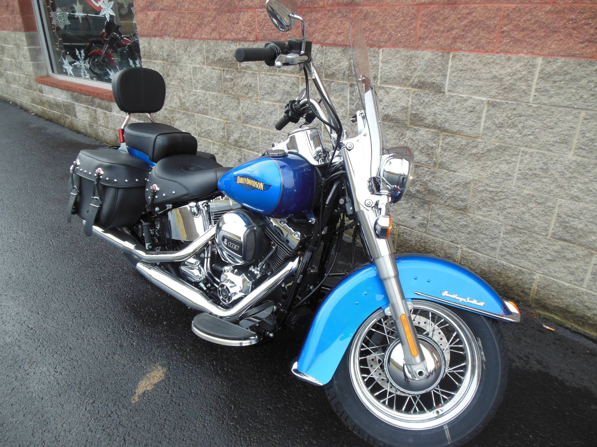 2017 Harley-Davidson Heritage Softail® Classic in Galeton, Pennsylvania
