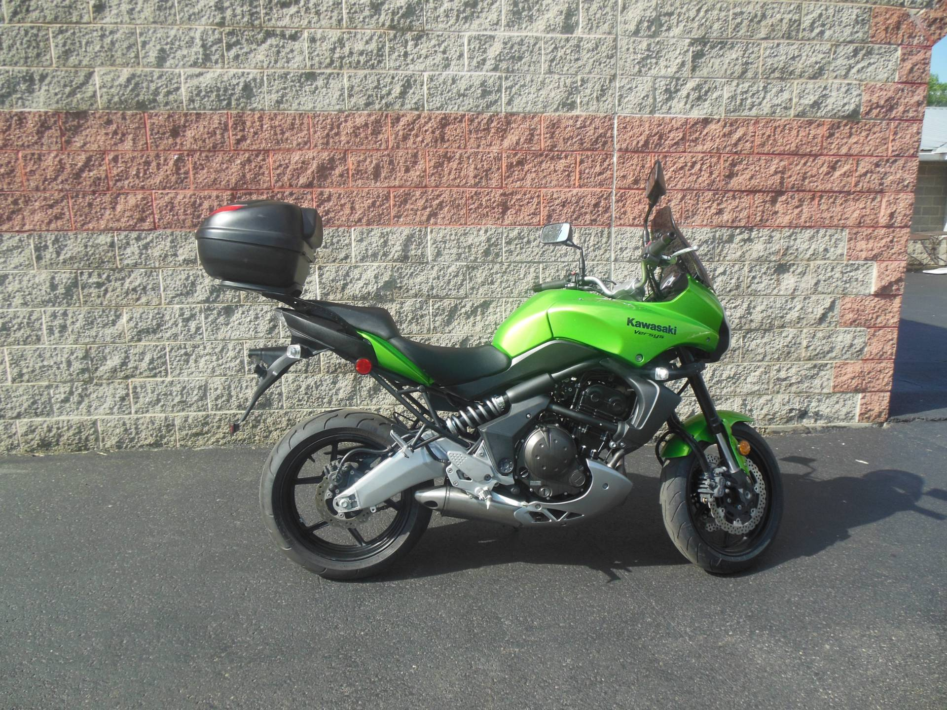 2009 Kawasaki Versys™ in Galeton, Pennsylvania - Photo 1