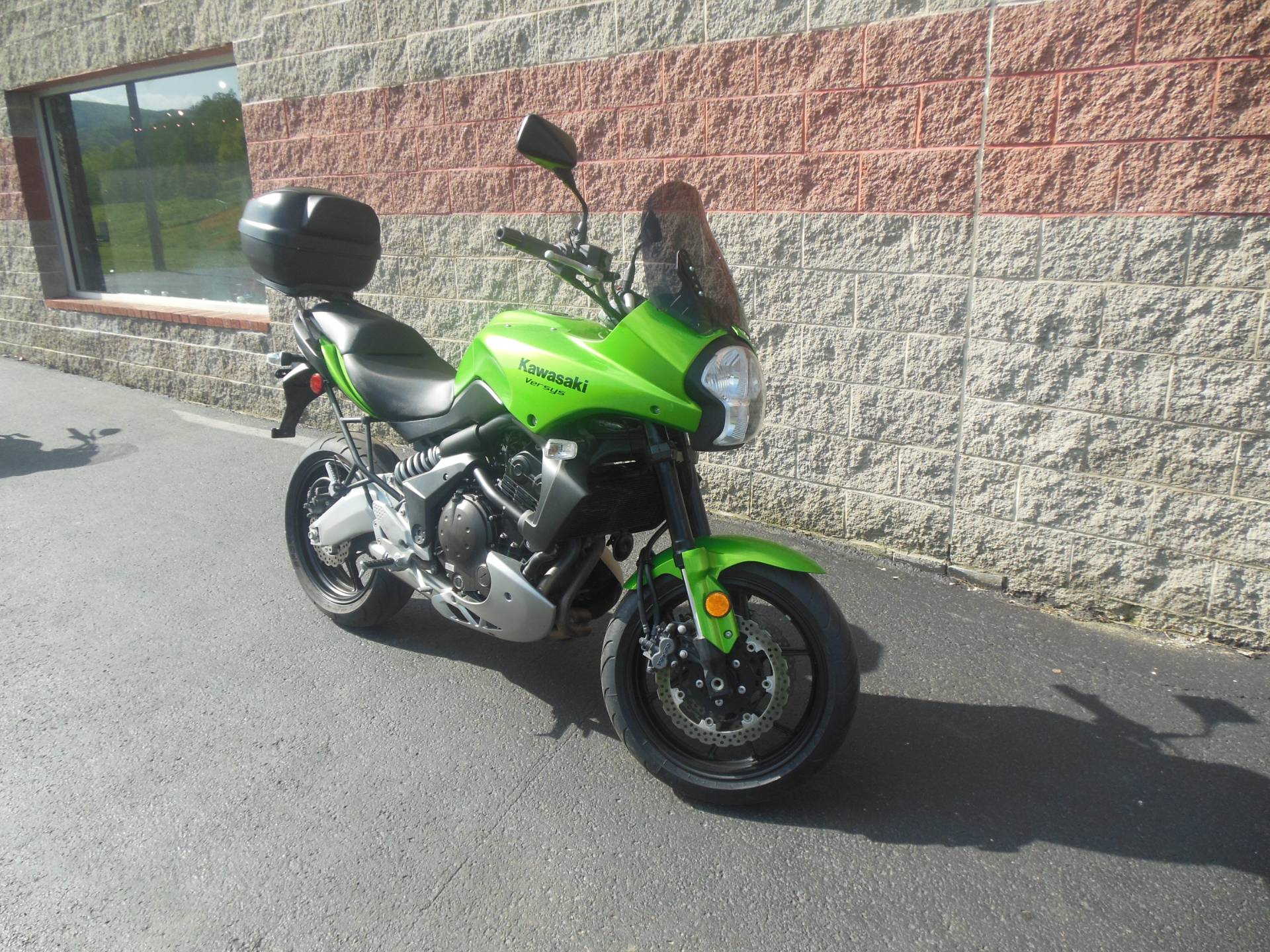 2009 Kawasaki Versys™ in Galeton, Pennsylvania - Photo 2