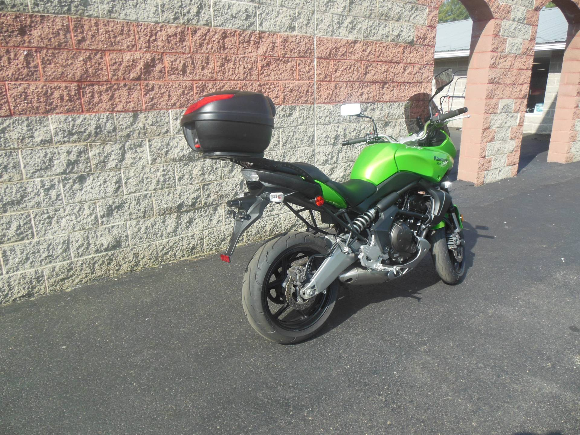 2009 Kawasaki Versys™ in Galeton, Pennsylvania - Photo 3