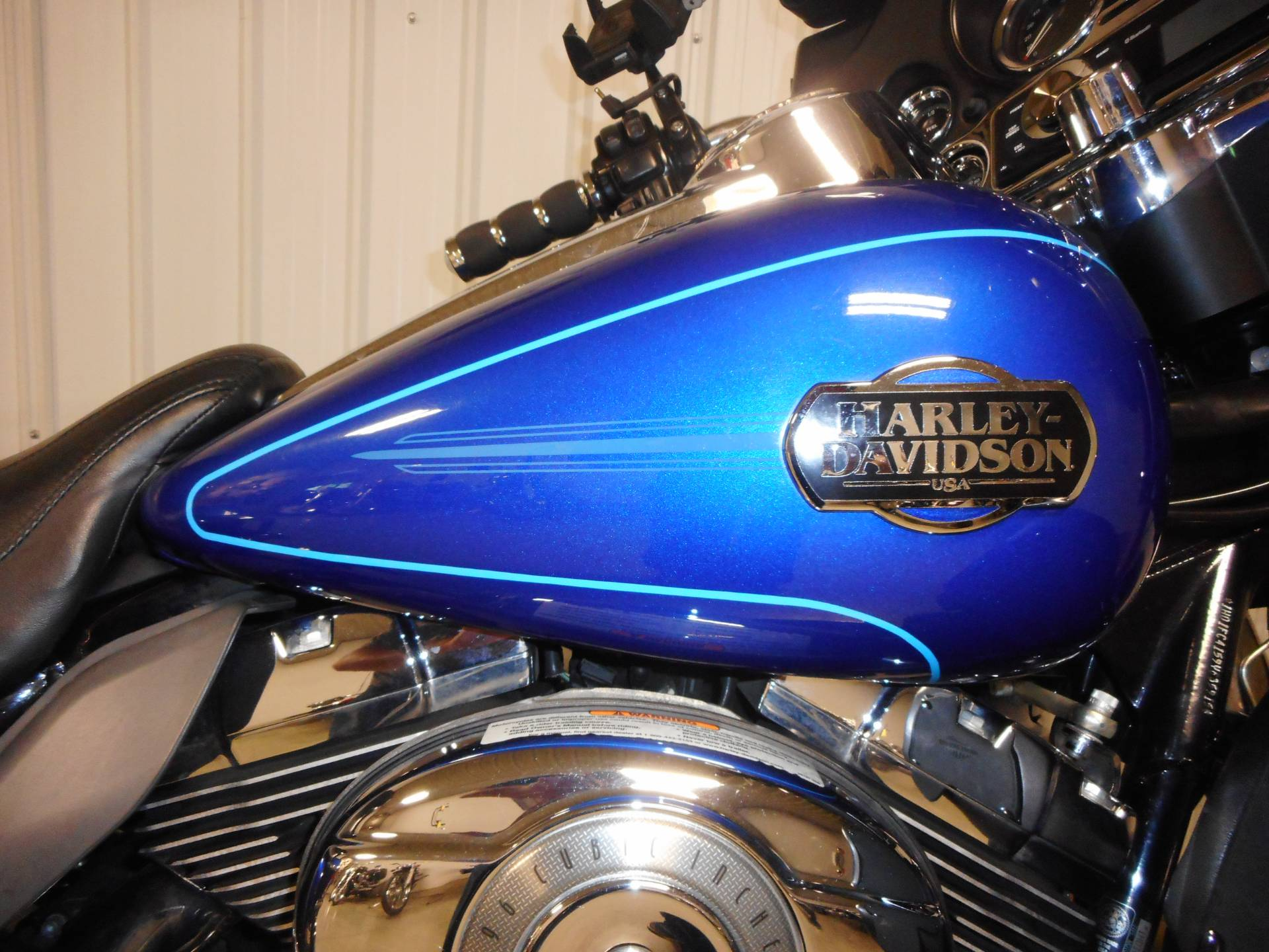 2009 Harley-Davidson Ultra Classic® Electra Glide® in Galeton, Pennsylvania - Photo 5