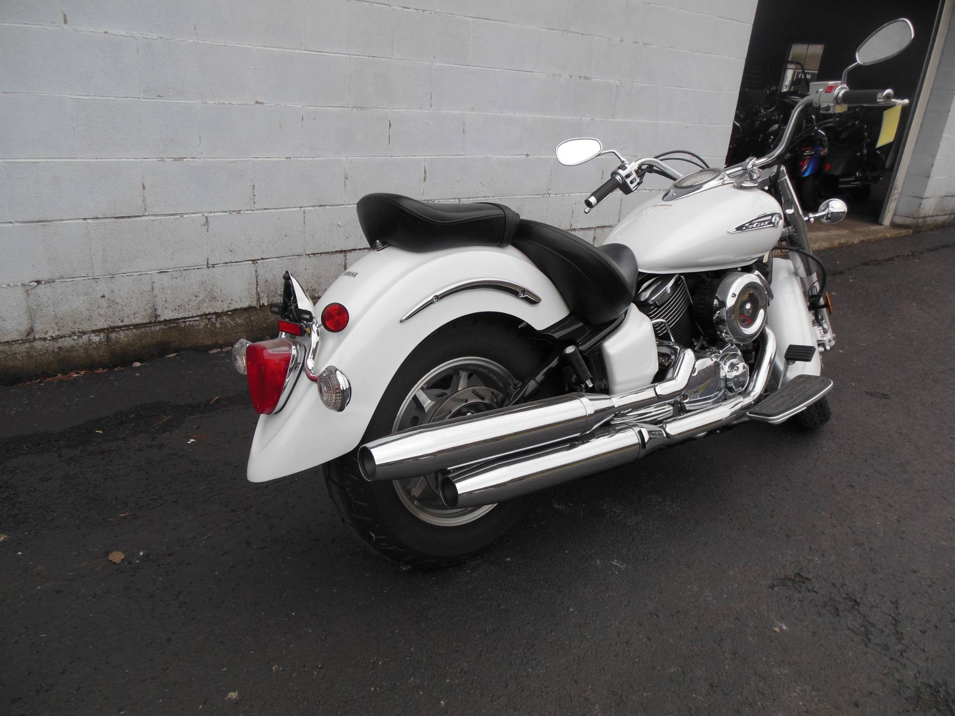 2008 Yamaha V Star® 1100 Classic in Galeton, Pennsylvania