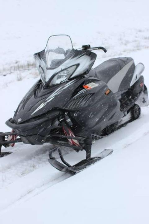 2006 Yamaha Apex GT in Galeton, Pennsylvania