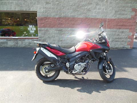 2014 Suzuki V-Strom 650 ABS in Galeton, Pennsylvania