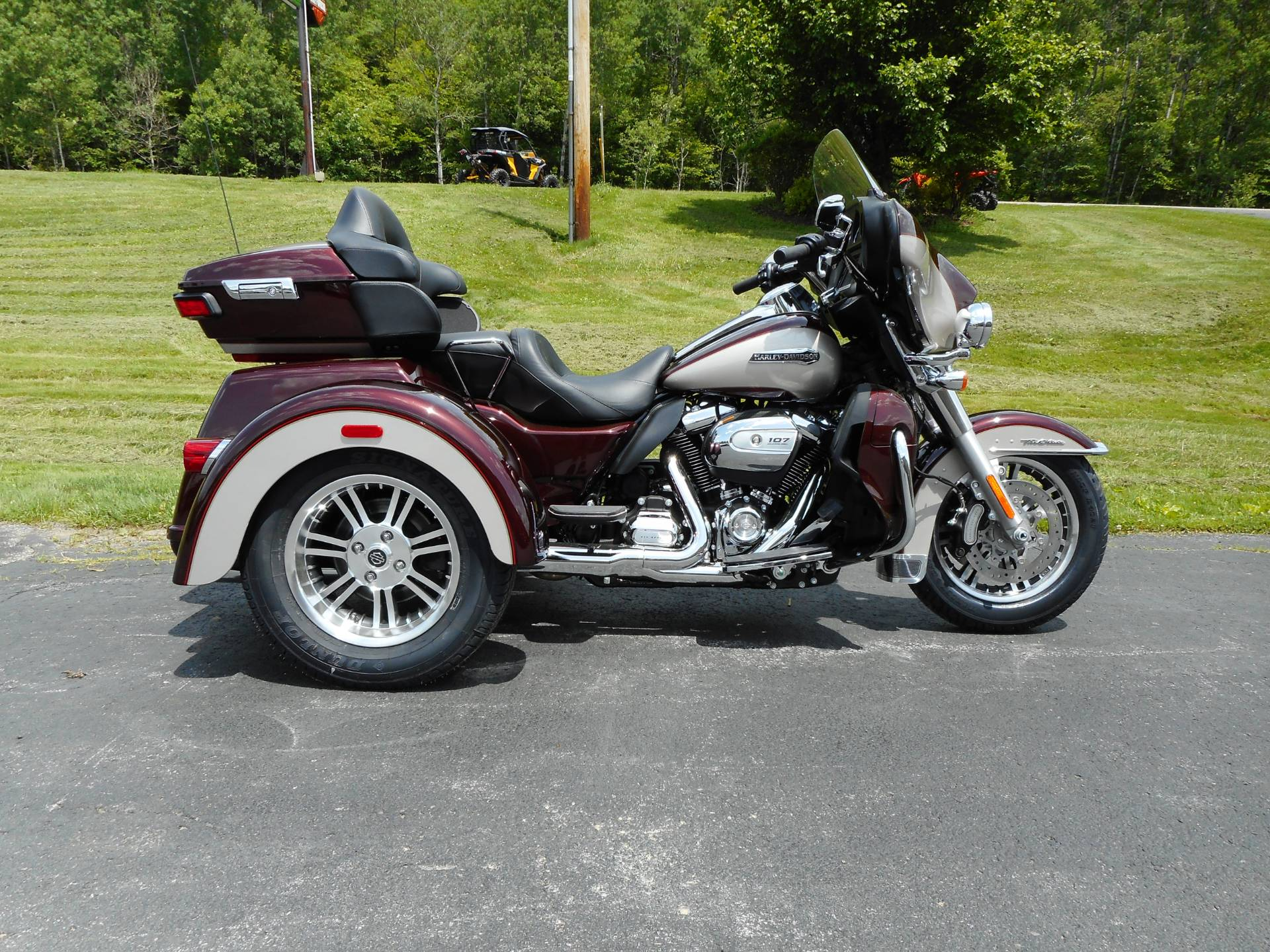 2018 Harley-Davidson Tri Glide® Ultra in Galeton, Pennsylvania - Photo 1