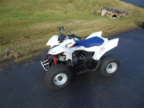 2015 Suzuki QuadSport Z90 in Galeton, Pennsylvania