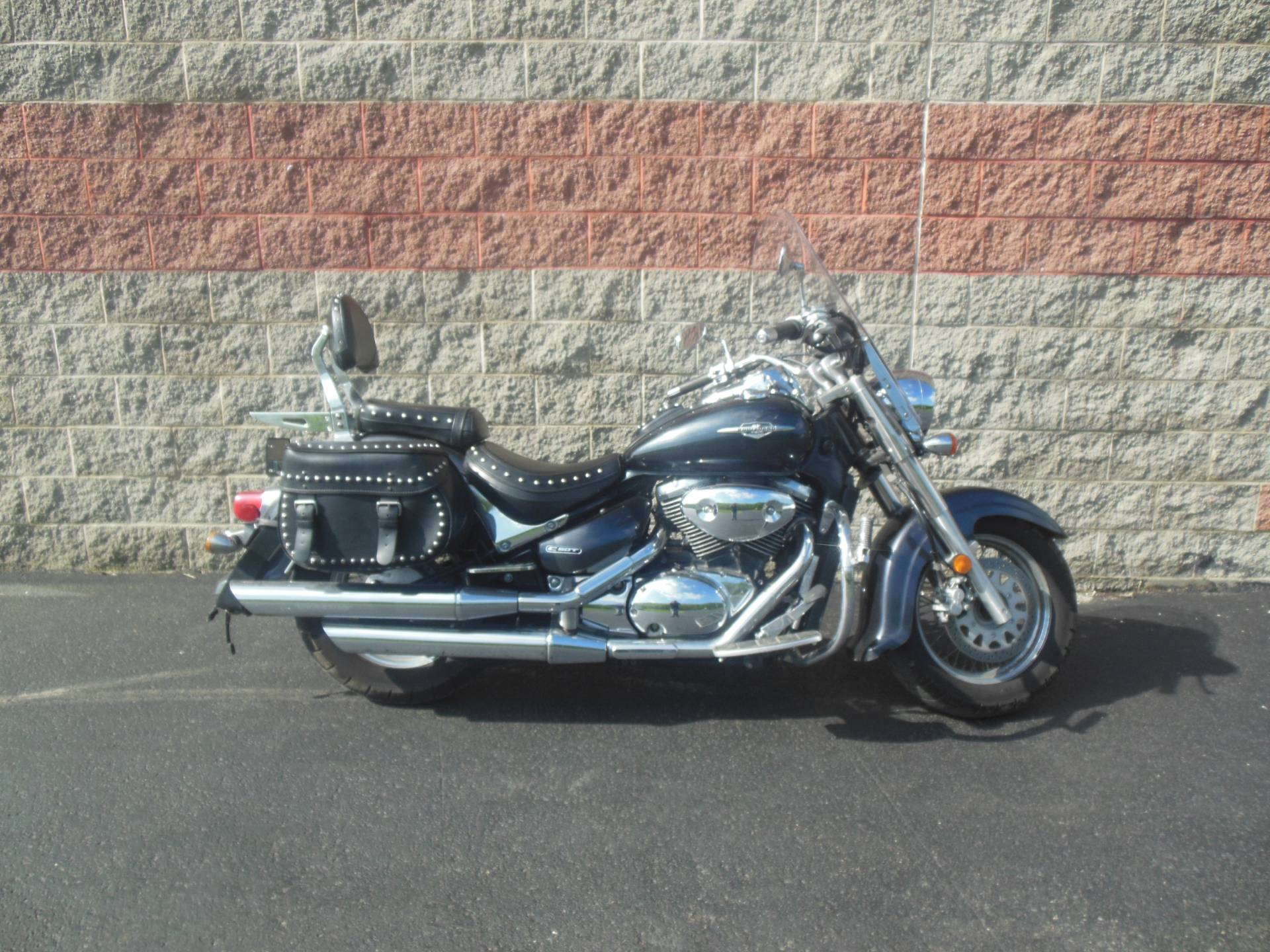 2006 Suzuki Boulevard C90T in Galeton, Pennsylvania - Photo 1