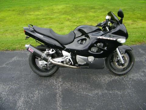 2006 Suzuki Katana® 750 in Galeton, Pennsylvania