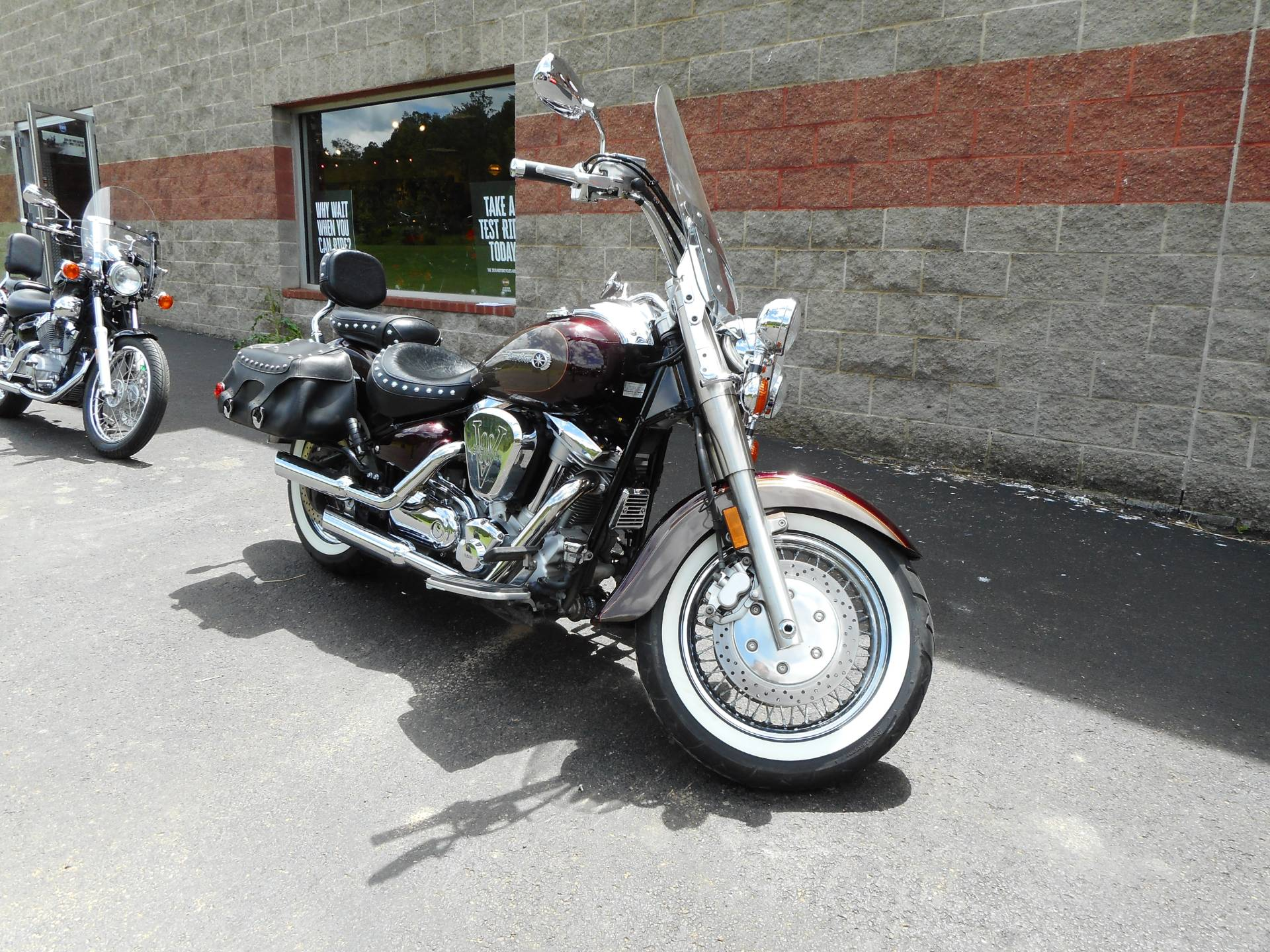2001 Yamaha Road Star in Galeton, Pennsylvania
