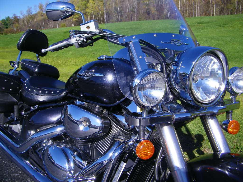 2007 Suzuki Boulevard C50 in Galeton, Pennsylvania - Photo 1
