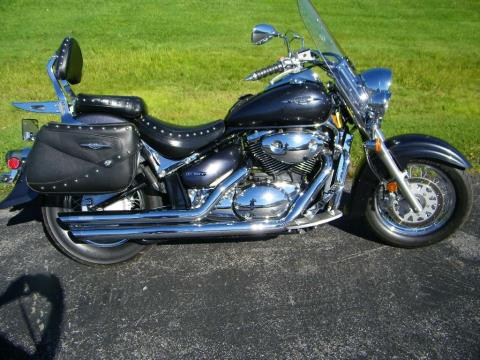 2007 Suzuki Boulevard C50 in Galeton, Pennsylvania - Photo 3