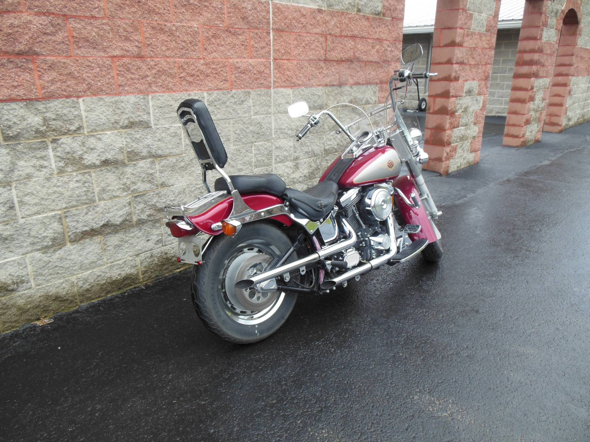 1997 Harley-Davidson flstf in Galeton, Pennsylvania - Photo 3