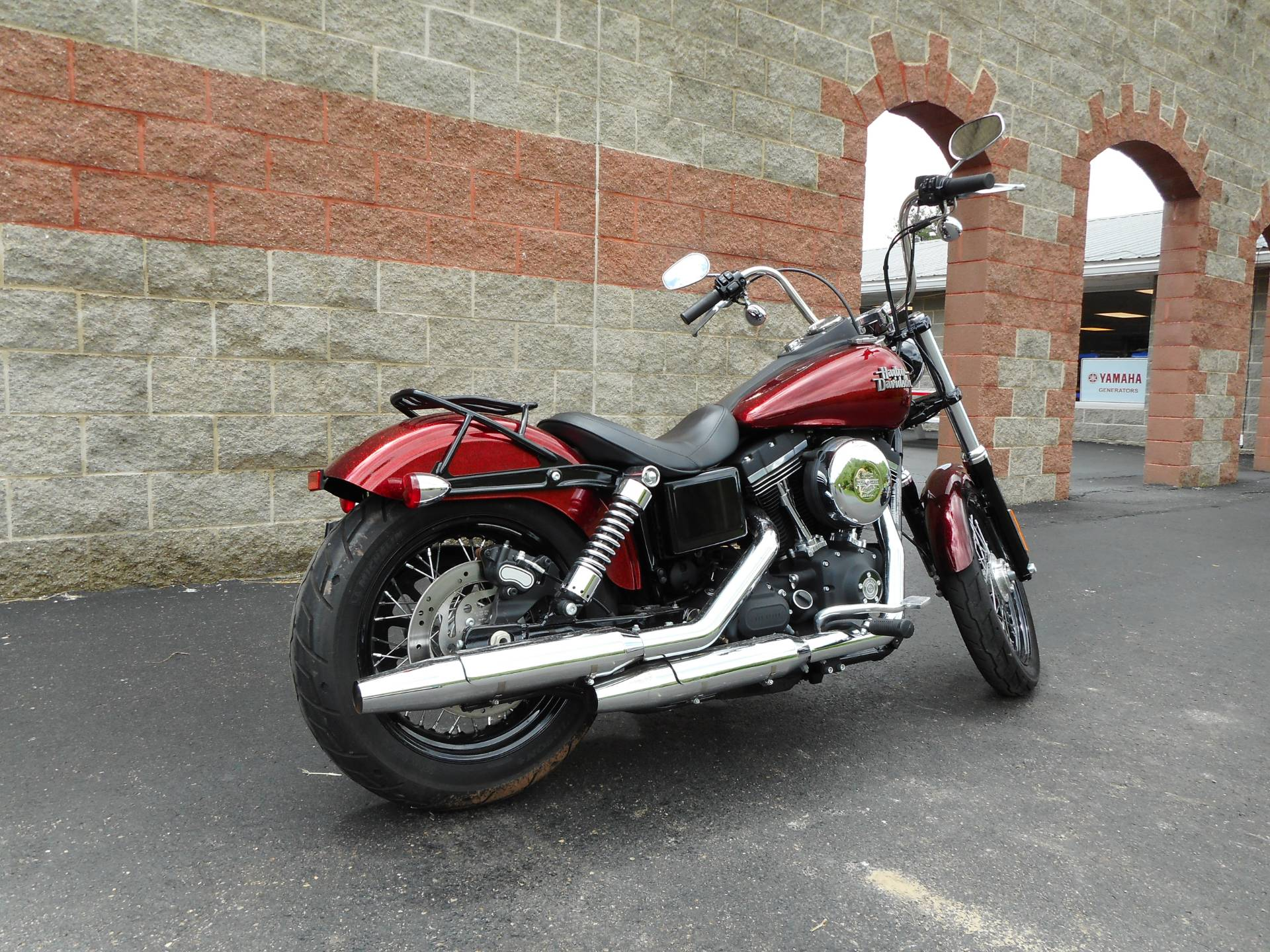 2013 Harley-Davidson Dyna® Street Bob® in Galeton, Pennsylvania - Photo 3