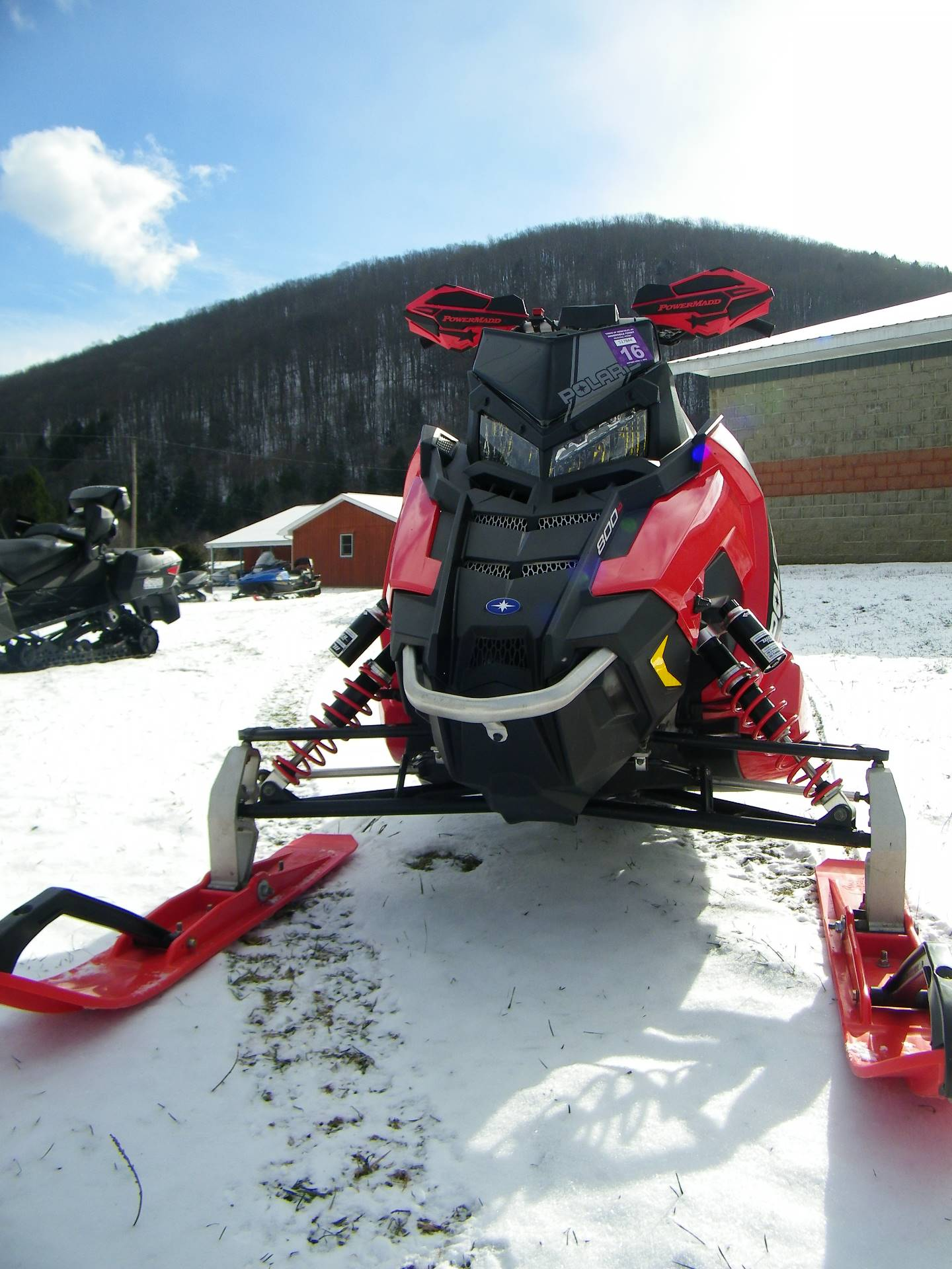 2015 Polaris 800 Switchback® Pro-S in Galeton, Pennsylvania
