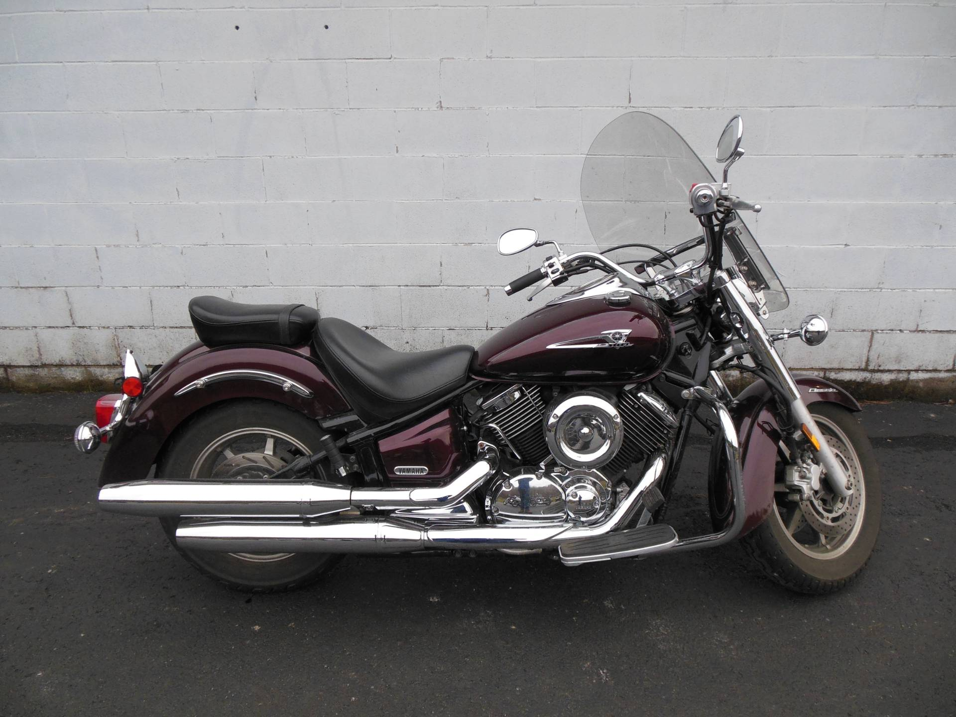 2006 Yamaha V Star 1100 in Galeton, Pennsylvania