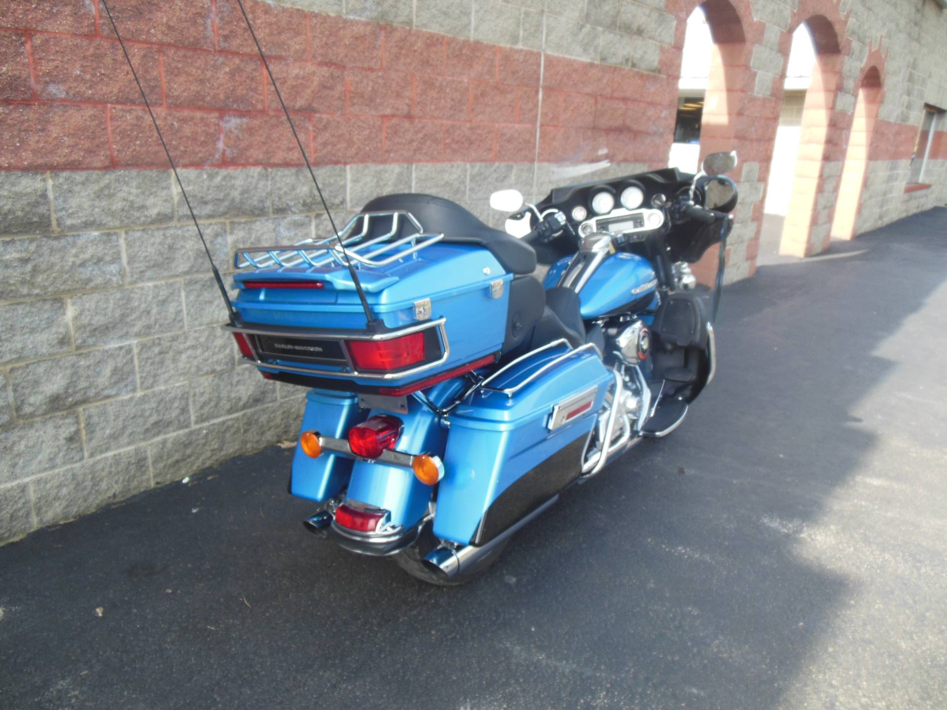 2011 Harley-Davidson Ultra Classic® Electra Glide® in Galeton, Pennsylvania